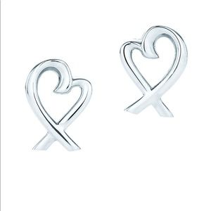 Paloma Picasso Loving Heart Earrings